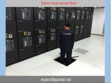 AF-1-Steel access floor with anti static HPL covering