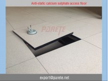 22-Calcium sulphate access floor with anti static HPL covering