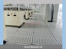 VF-2-Steel Ventilation access floor (23% Ratio)