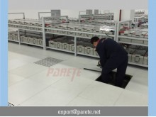 VF-3-Steel Ventilation access floor (27% Ratio)