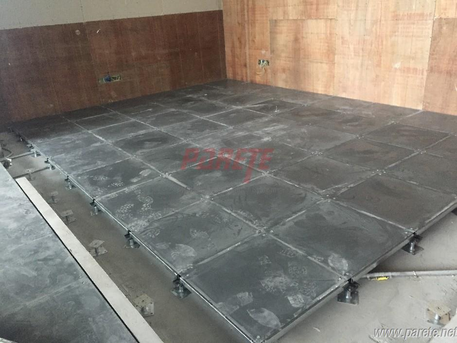 Morgan project raised floor