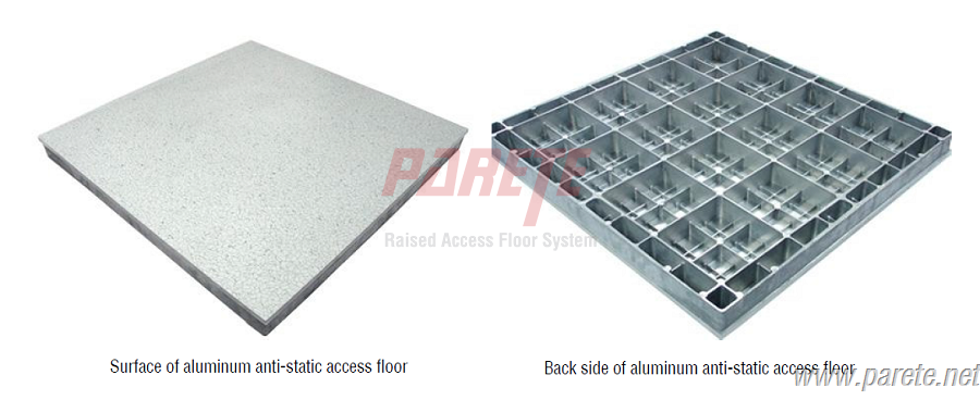 aluminum access floor