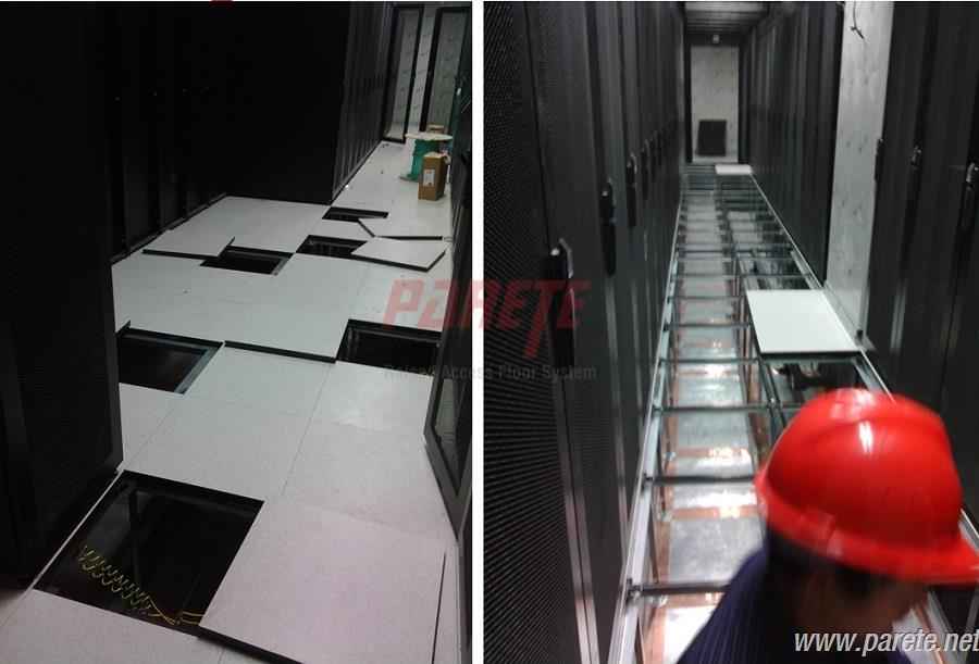 server room access floor